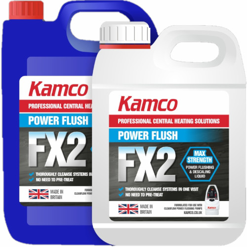 Kamco Power Flush FX2 10L 1L